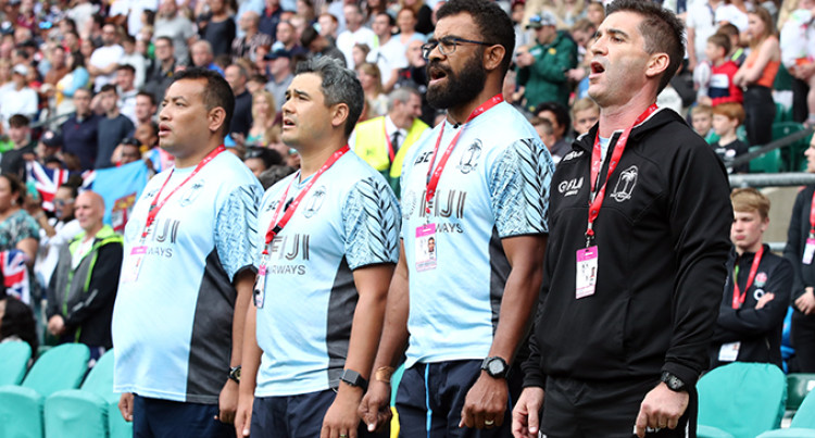 Let's take it home, Serevi urges players