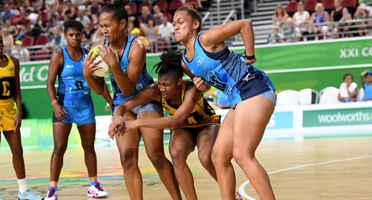 Waqanidrola Eyes Netball World Cup Spot