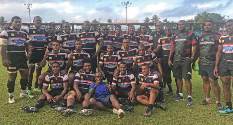 Skipper Cup : Performance Upsets Tuisese