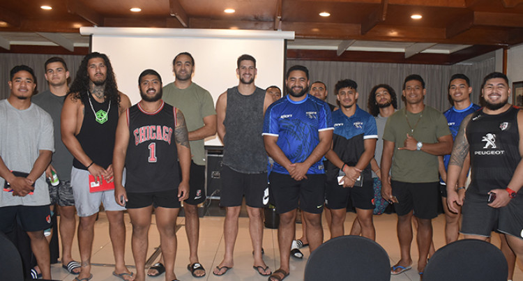 Global Rapid Rugby: A Long Journey, Says Fale