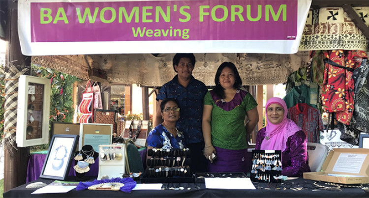 ADB 2019: Ba Women's Forum Showcase Craft Work