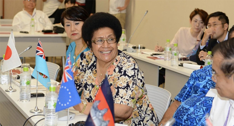 Fiji's Dr Jiko Luveni Posthumously Recognized With The  Global Health Hero Award