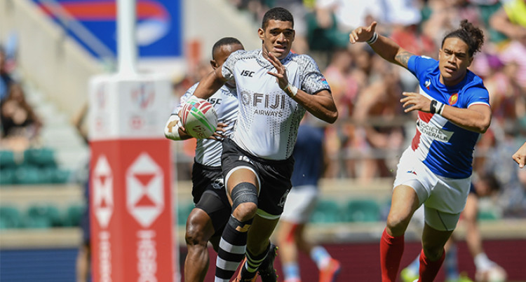 London 7s: Fiji Leads In World Sevens Series Standing
