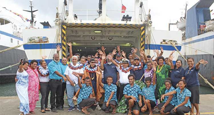 Goundar Invests $14 Million On Five New Vessels
