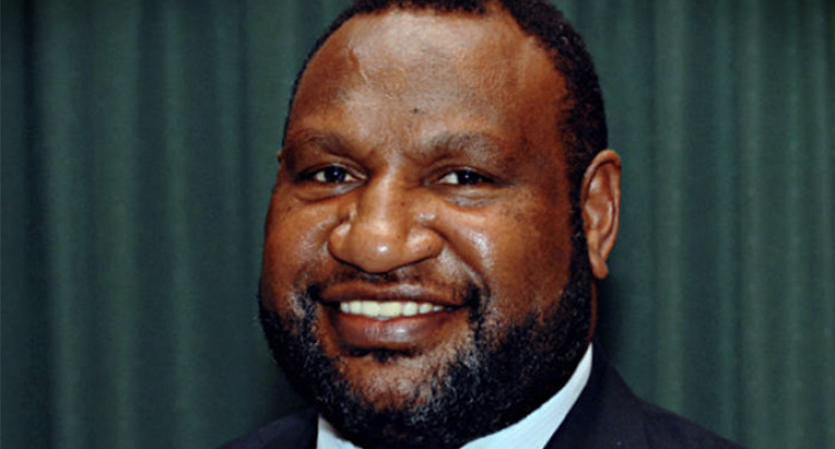 James Marape Elected PNG's Prime Minister, After O'Neill Resigns