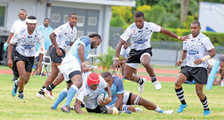 Skipper Cup: Suva Reigns
