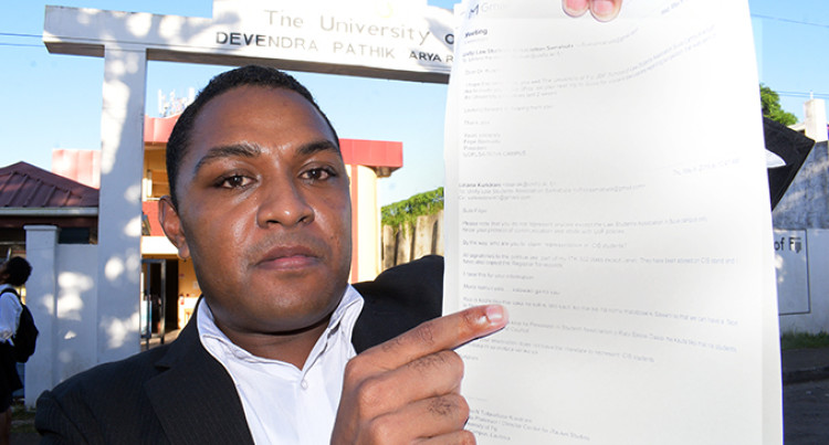 Accusations of Racism Sparks New University Of Fiji Row