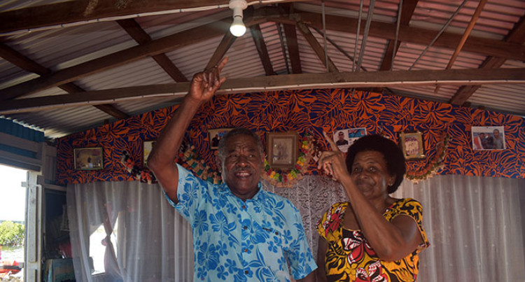 Tuimaba, Voka's Parents Praise Project