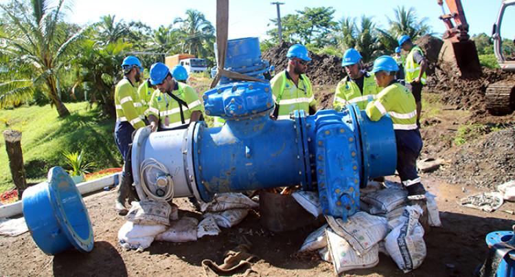 Fiji Budget 2019: Water Authority Of Fiji Capital Projects