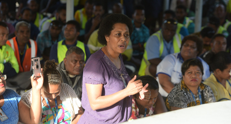 No Protest by Water Authority of Fiji Workers