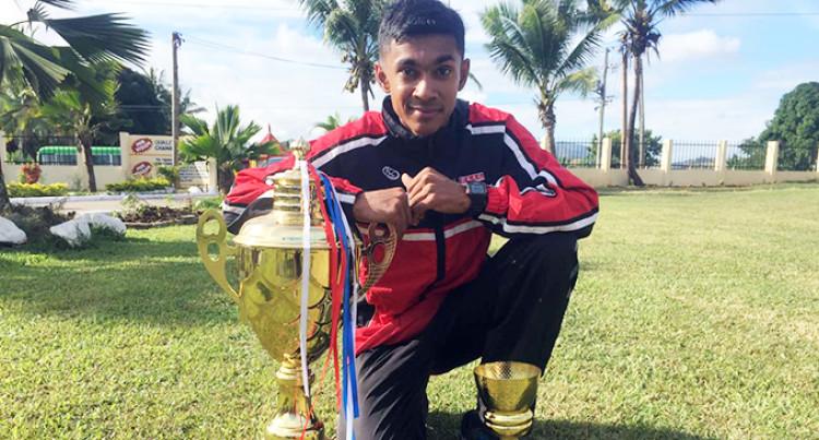 Fiji Airways Flight Attendant Wins 10KM Road Championship