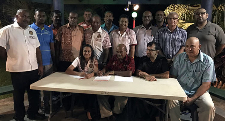 Festival Committee Hands Over Projects To Town Council