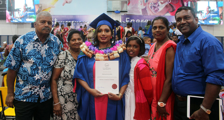 Four years of struggle pay off for Arishma