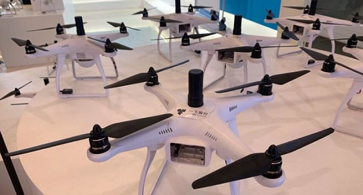 Chinese Drone Developer Targets Belt And Road Intiative Countries