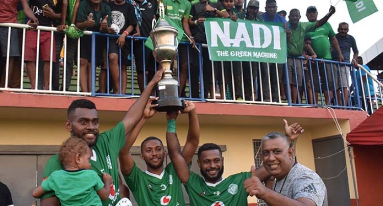 Jeshal Ku­mar Seals It For Nadi