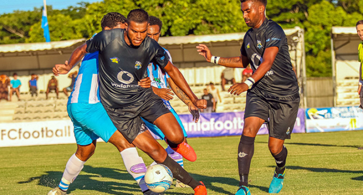 Fijians Miss Big Chance As New Caledonians Reach Historic OFC Final