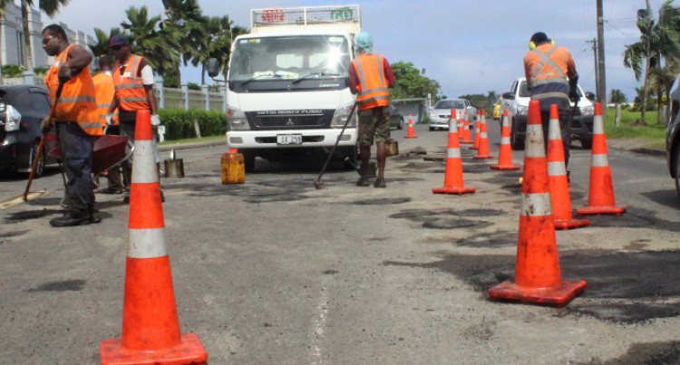 Fiji Roads Authority Plans Future Works to Reduce Reliance on Pothole Repairs