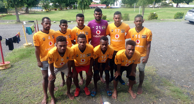 District Pride Drives Tavua Players, Officials