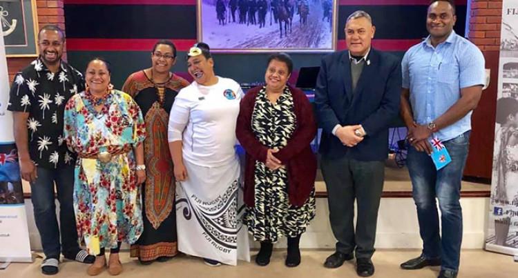 UK Fijians Prepare To Host 7s Team