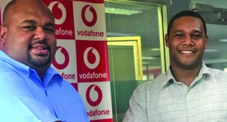 Vodafone Backs Swimming Champs