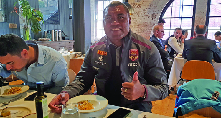 Petero Civoniceva: Local Rugby League Players To Play In NSW Cup