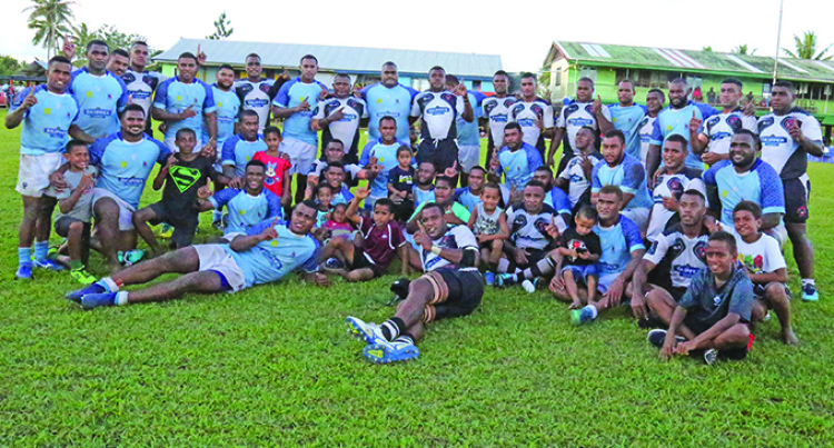 Suva Too Strong For Rewa