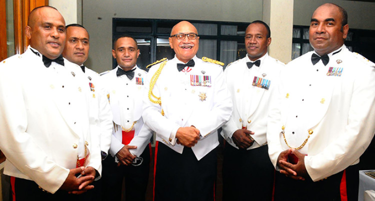 Top Changes At The 3FIR Of The Republic Of Fiji Military Forces