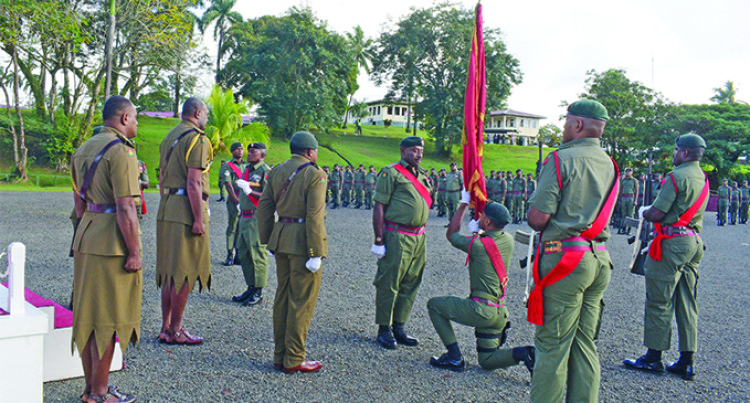 Lt Col Aseri Rokoura Geared Up For New Role As Commanding Officer 3FIR