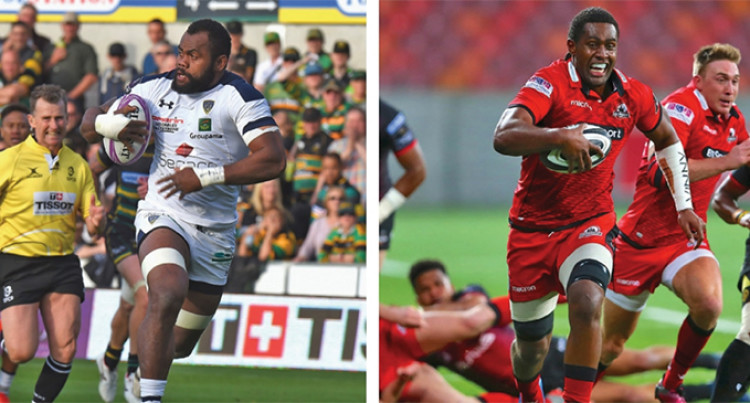 Mata and Yato Named In Rugby World Magazine Top 100 Players