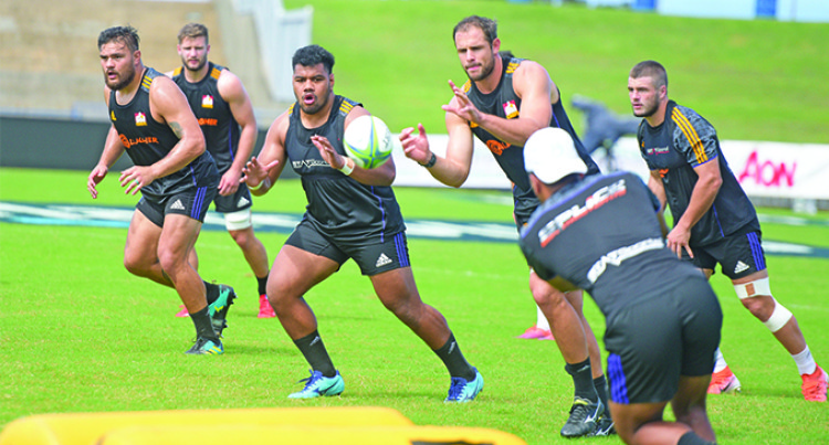 Super Rugby: It's A Homecoming Battle For The Fijians