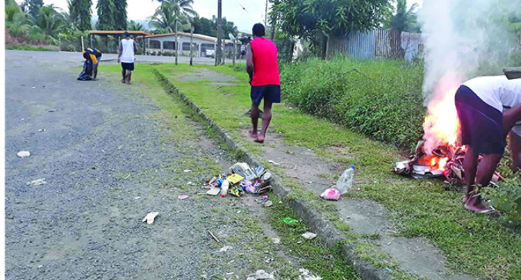 Man Offers $1K Challenges Fijians To Clean Their Neighbourhoods