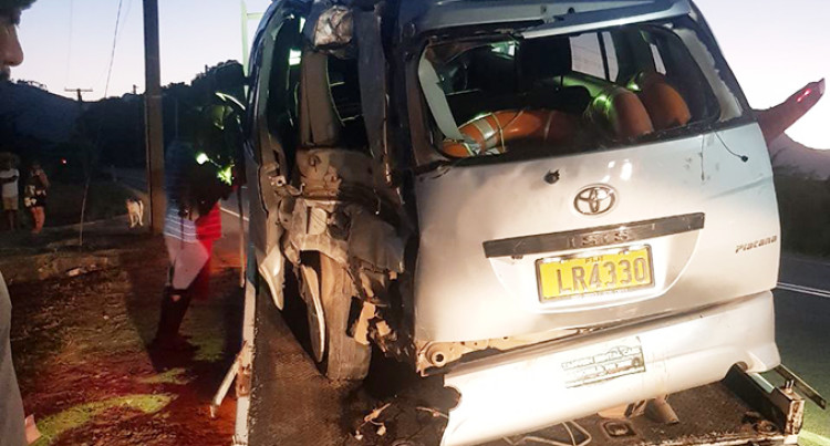 Nadi Family Fret Over Compound Car Crash