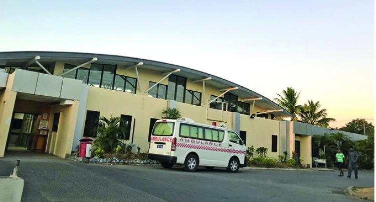 Fiji's Nadi Hospital Ward In Isolation Mode