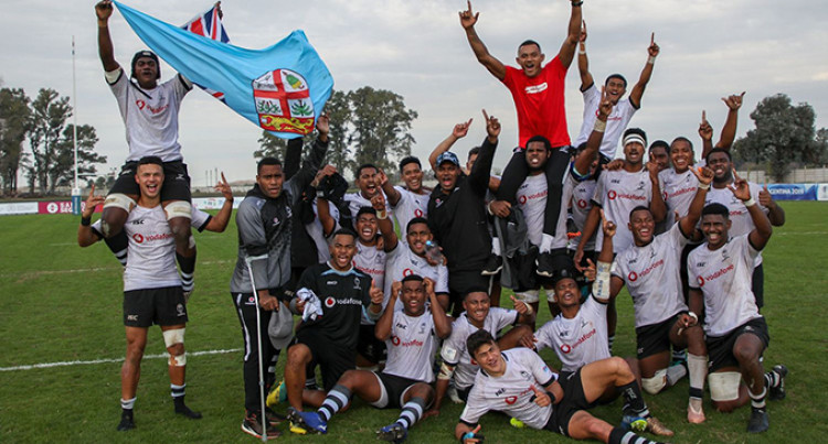 Fiji U20 Ruggers Secure Spot In U20 Championship, Scotland Bites The Dust