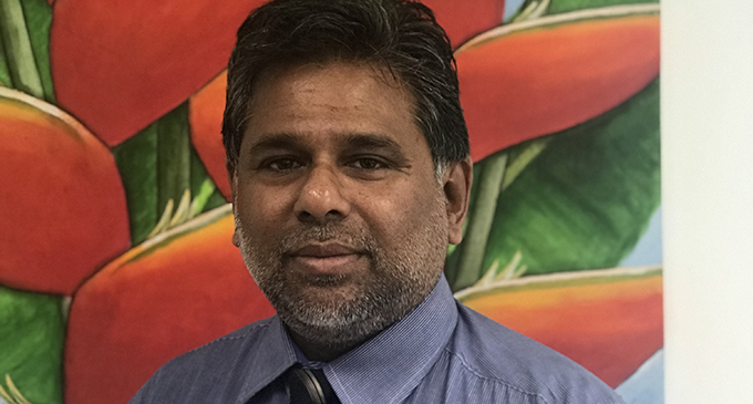 CarpentersFijiLimited director retail and marketingKunaSabaratnam. Photo: Maraia Vula