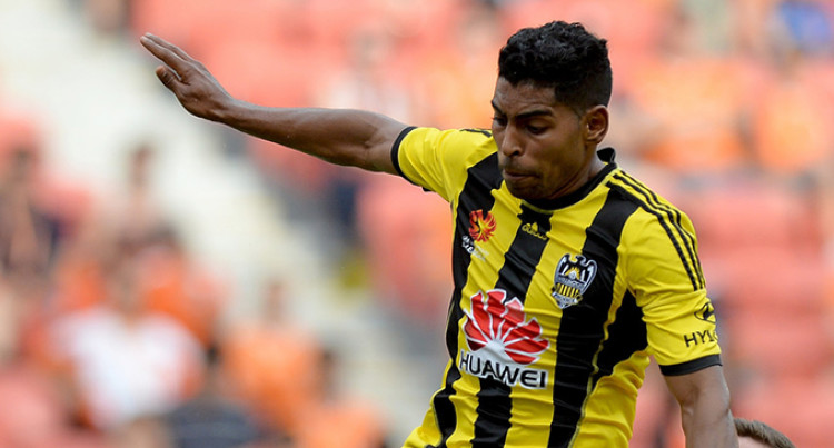 Roy Krishna To Reveal New Club Tomorrow