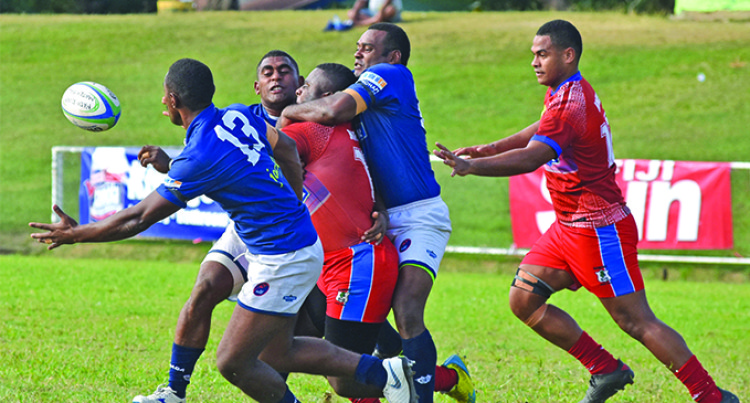 Skipper Cup: Filimoni Savou Strikes Twice