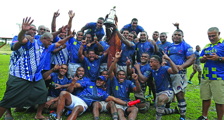 Farebrother Trophy Heads To Nadi After Four-Year Lapse