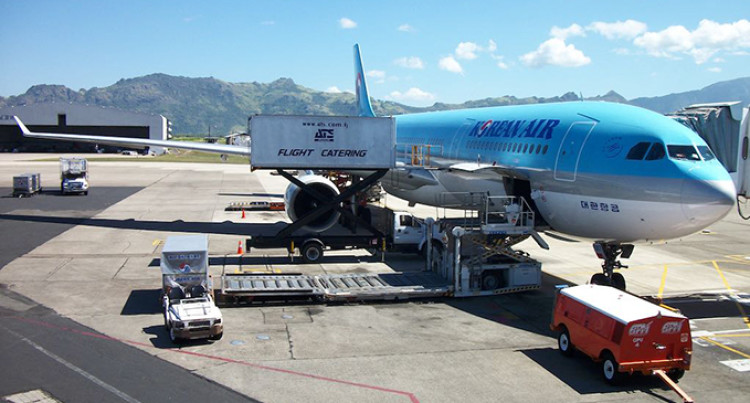 Korean Air Reported Ending Nadi Operations Soon