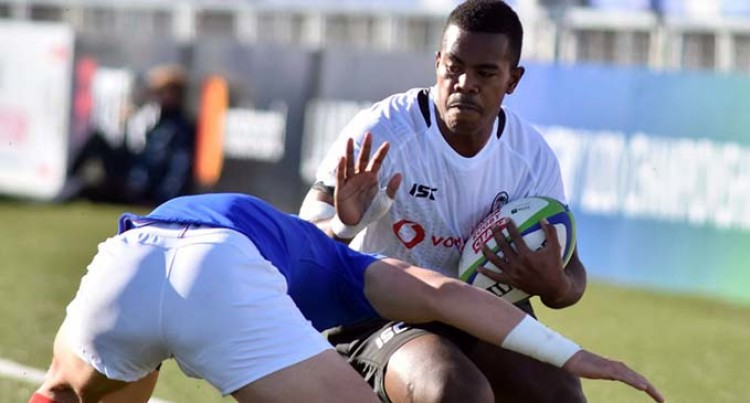 World Rugby U20 Championship: Fiji Put Up Gutsy Effort But France Too Good