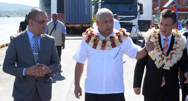 Prepare To Extend Your Stay In Fiji.. In A Prison Cell, Fijian Prime Minister Warns Drug Traffickers