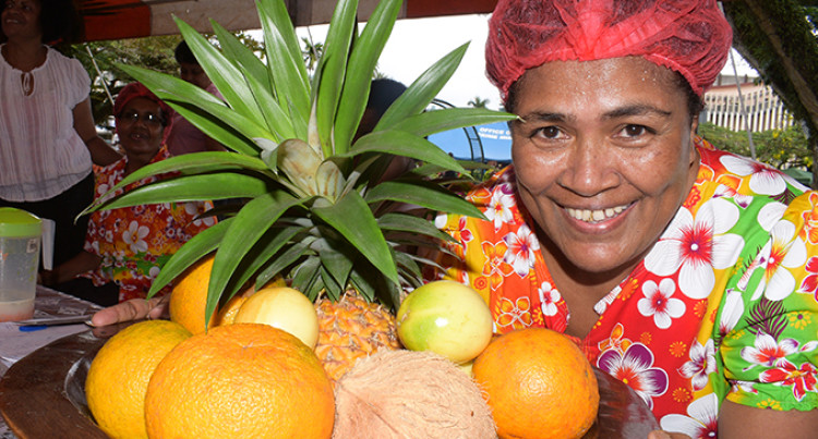 Three-Day Food Festival At Sukuna Park In Suva