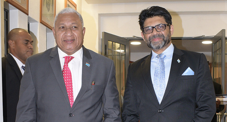 Fiji Budget 2019: A Budget That Is Securing Our Nation A Sustainable Future