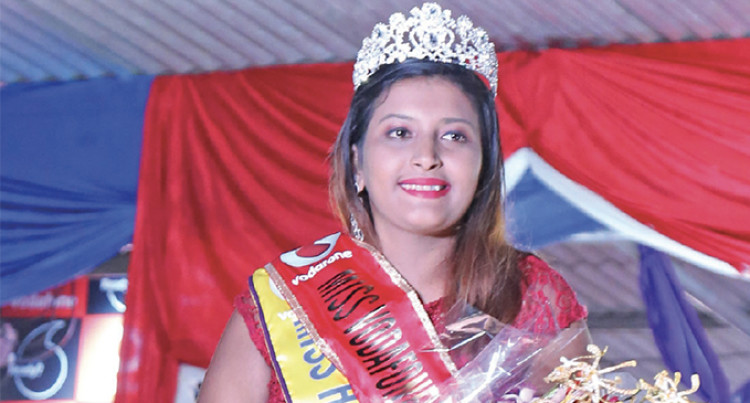 Sheron Prasad Crowned 2019 Tebara Carnival Queen