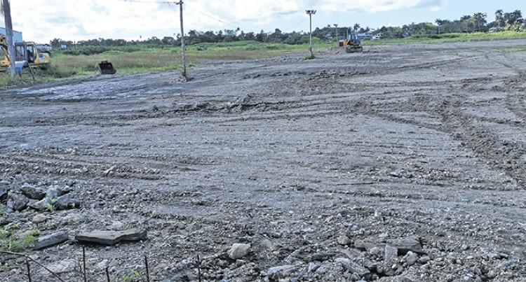 Bad Weather Delays Damodar Work: Solanki