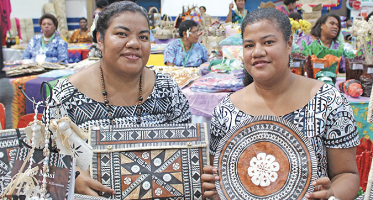Sisters Carry On Mum's Legacy Through Handicraft