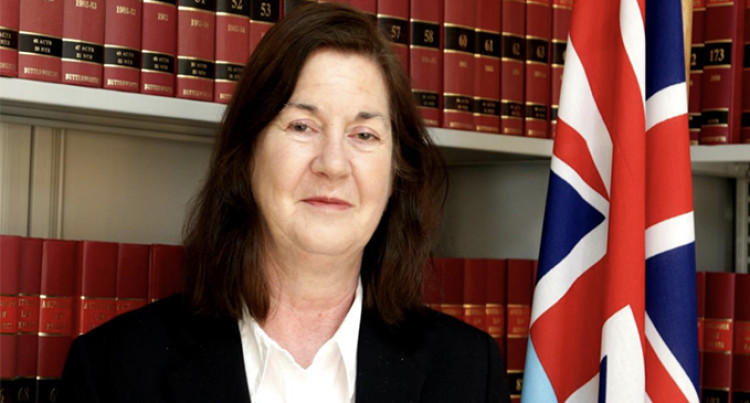 Elizabeth Rice Appointed The New Assistant Director Of Public Prosecutions