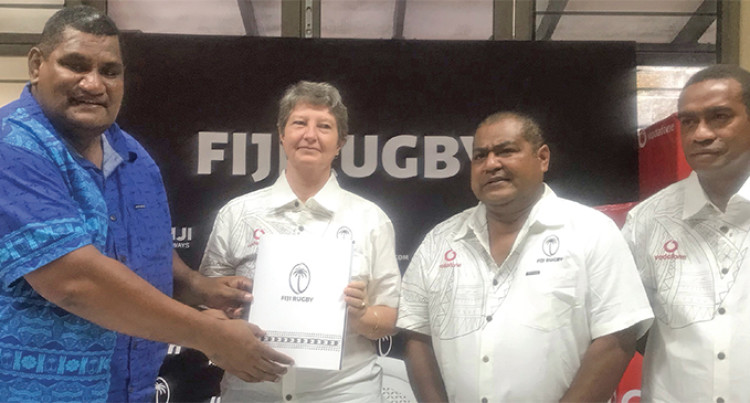 Fiji Rugby Union Seals Deal With Kaji Rugby