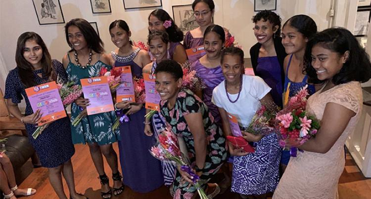 Girls Graduate From Leadership Program
