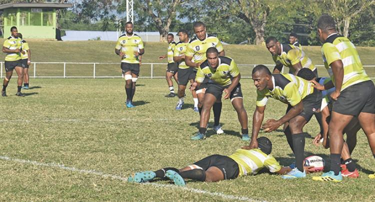 Henry Seniloli Joins Fijian Latui